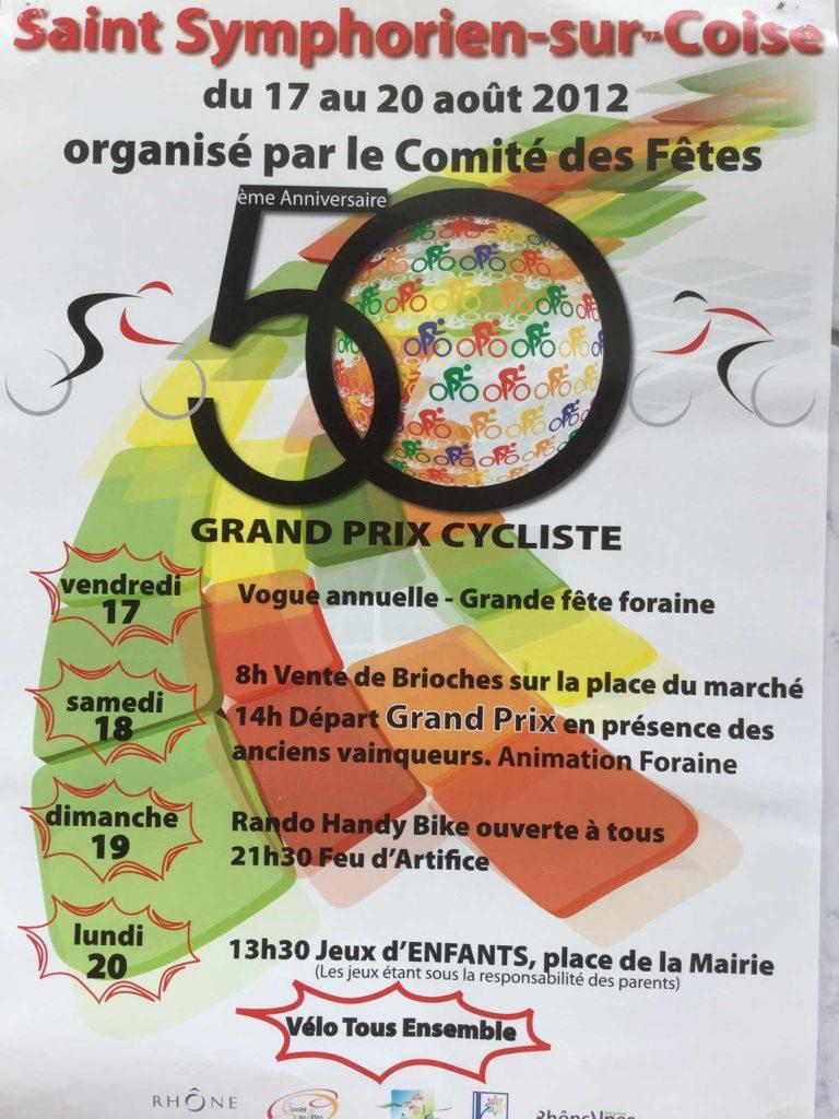 50 grand prix cycliste