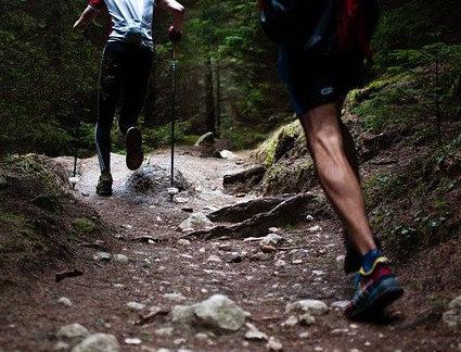 Mini trail steep
